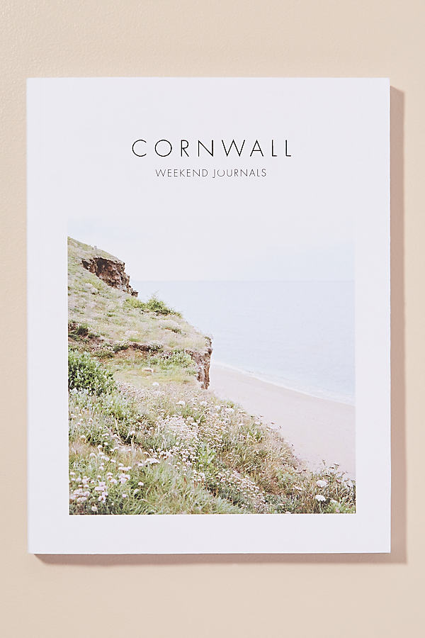 Cornwall: Weekend Journals - White