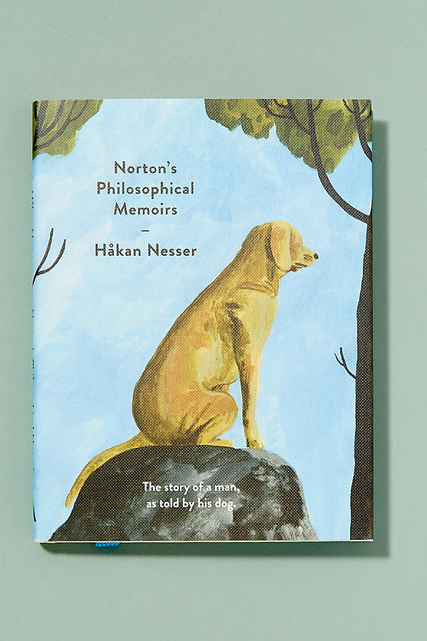 Buch: Norton´s Philosophical Memoirs - Blue