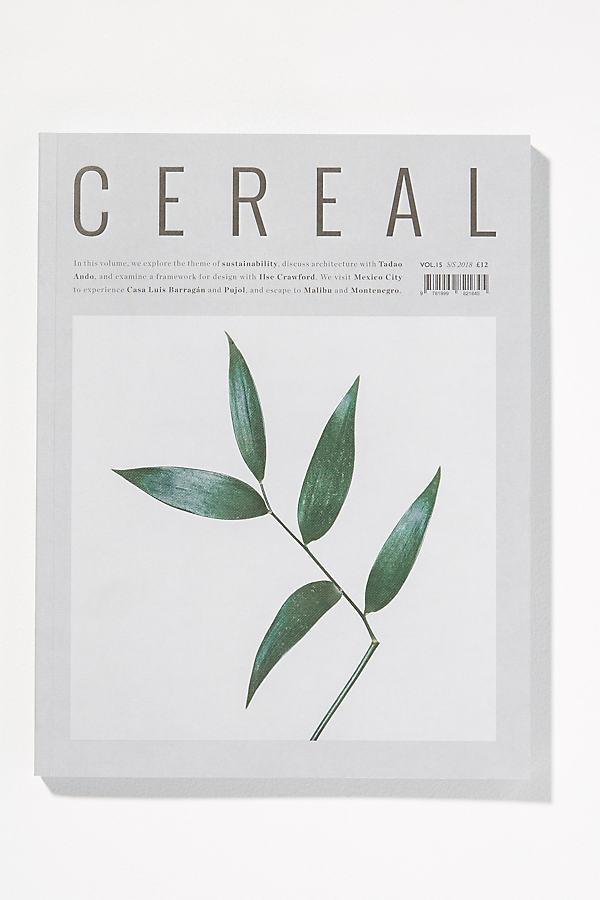 Cereal Magazine: Ausgabe 15 - White