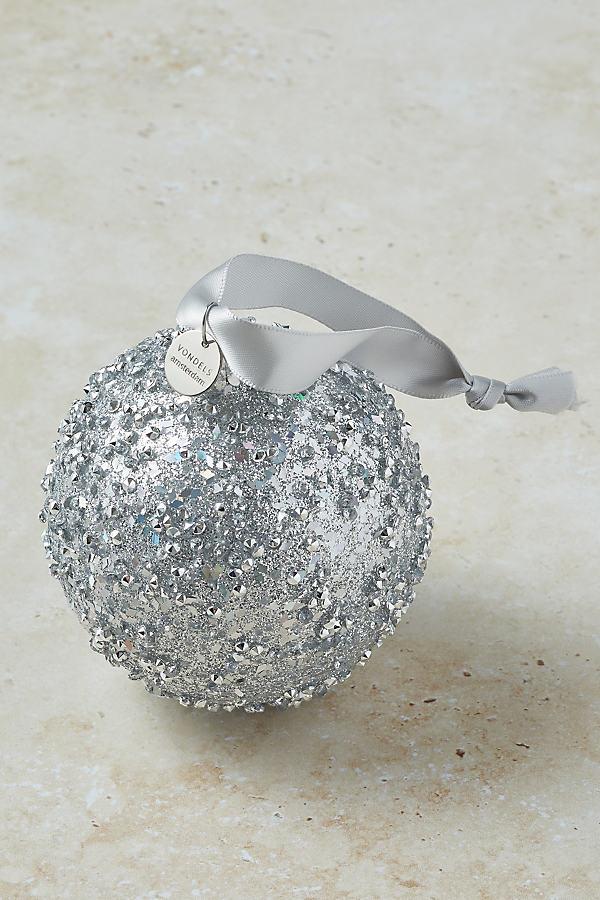Diamond Bauble Decoration