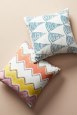 Slide View: 4: Kanica Indoor/Outdoor Pillow
