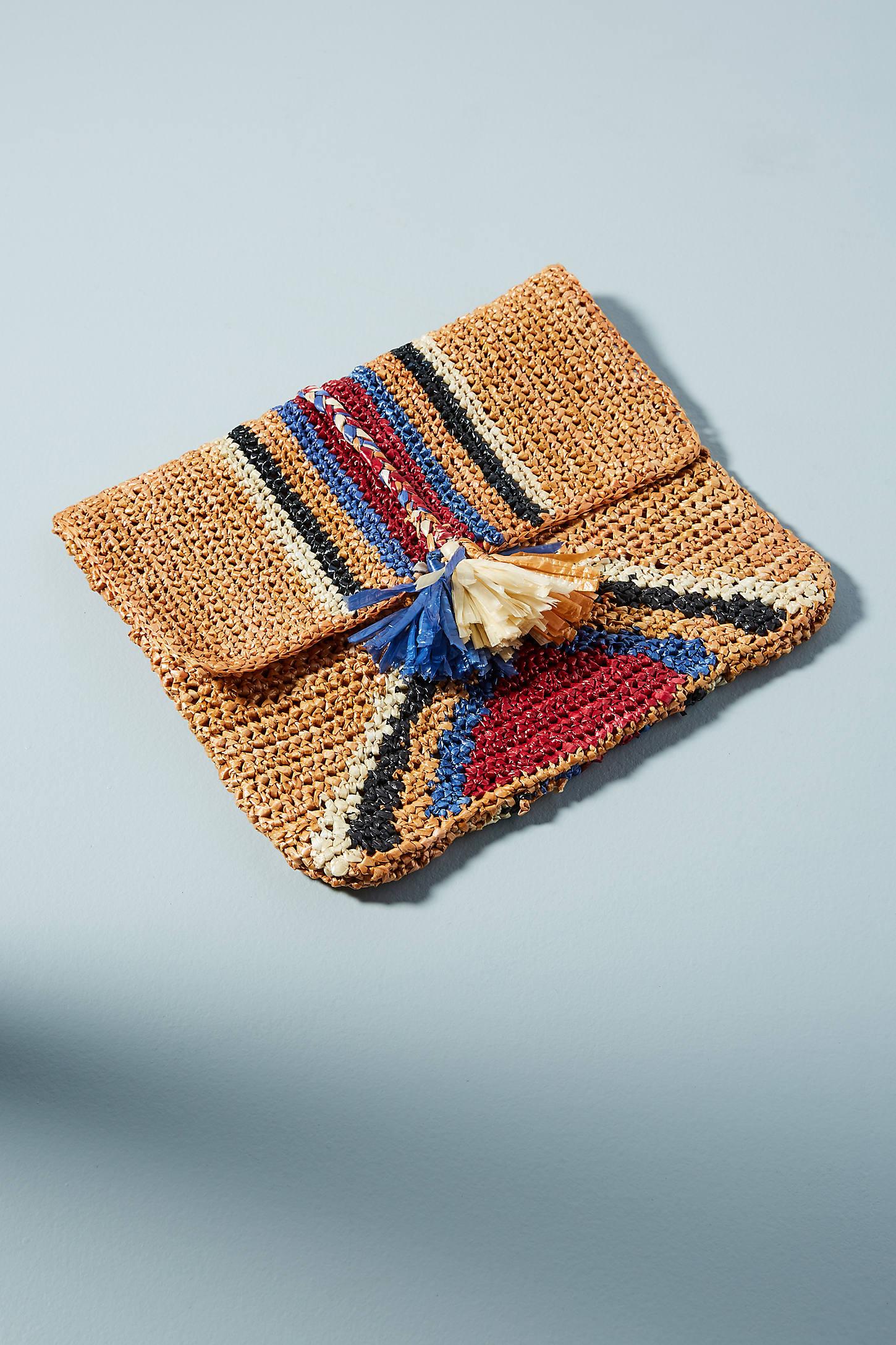 Antik Batik Rufo Clutch