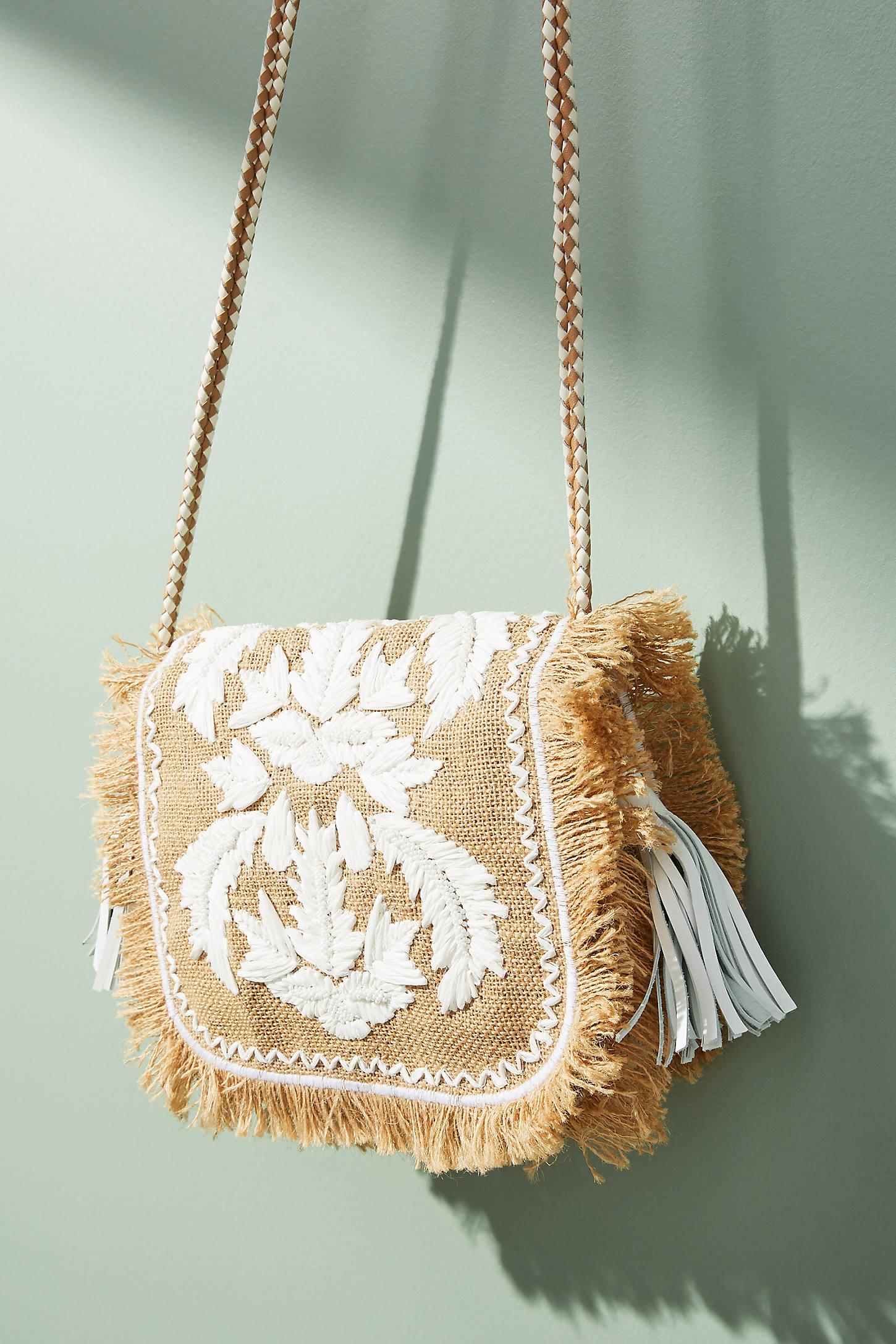 Antik Batik Leah Crossbody Bag