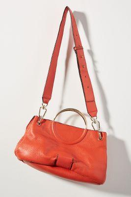 Leibeskind Calgari Ring Bag  -    RED