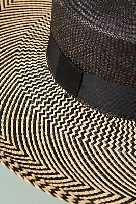 nat boater hat