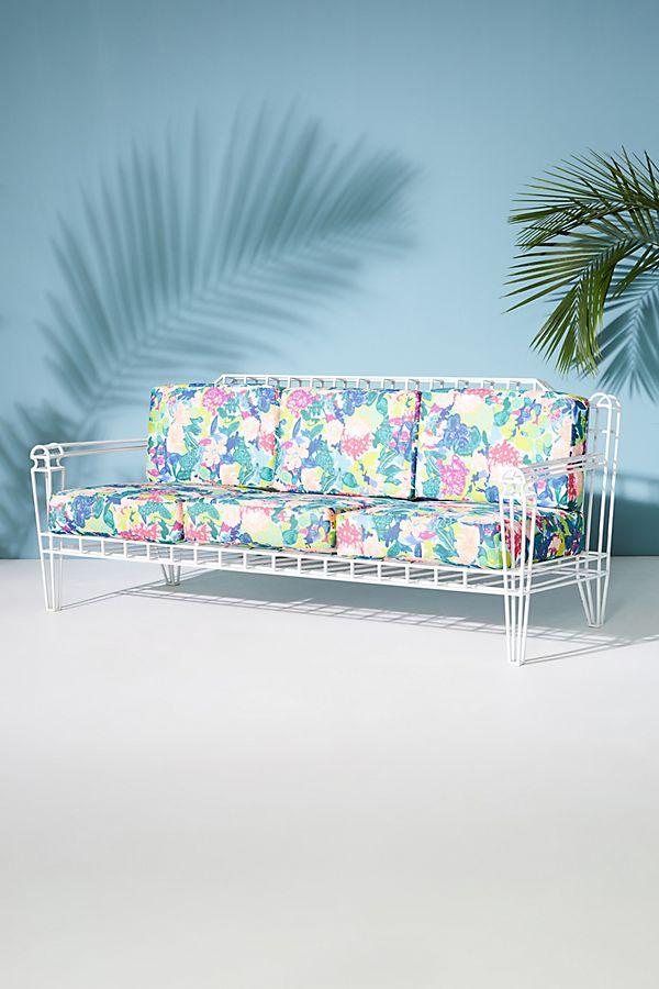 Xavier Indoor/Outdoor Sofa Cushion Set   Anthropologie