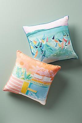 Slide View: 4: Sunscene Pillow