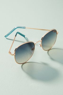 Lucienne Sunglasses  -    Rose