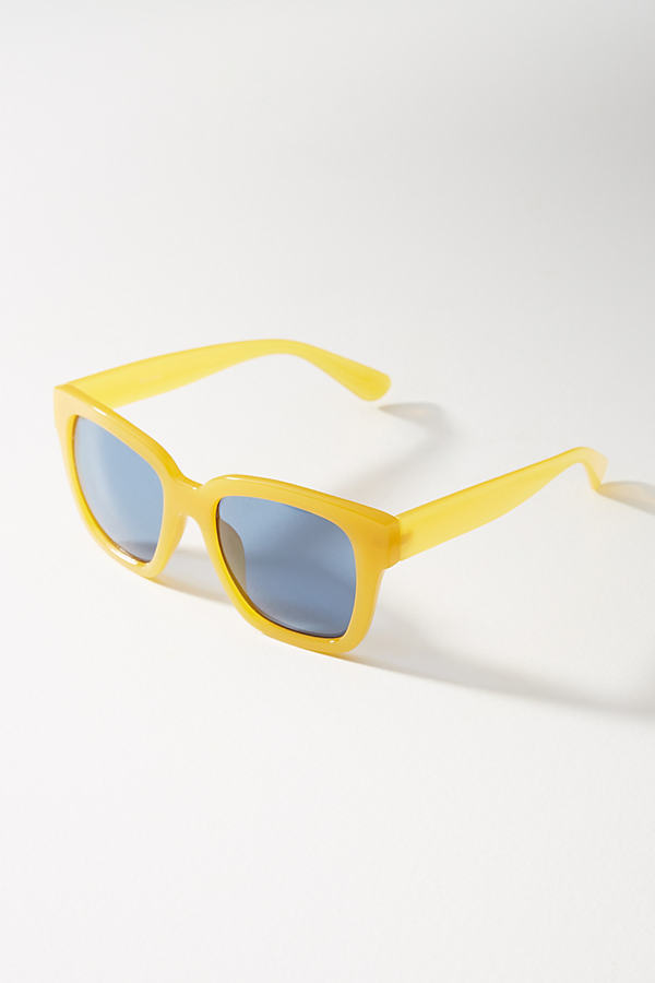 Peggy Sunglasses - Yellow