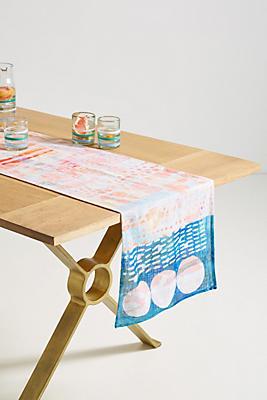 Slide View: 1: Oleta Table Runner