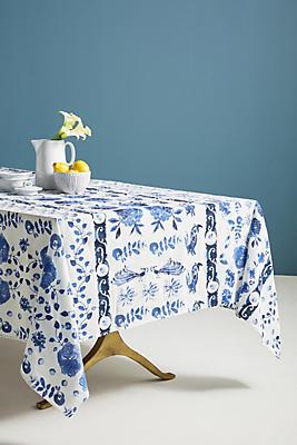 Slide View: 1: La Spezia Tablecloth