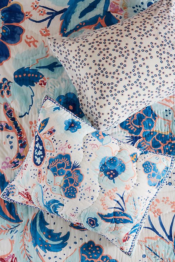 Santorini Pillowcases - Assorted, Size Std Shams