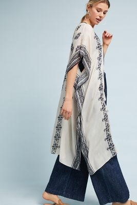 Alani Kimono  -    NEUTRAL MOTIF