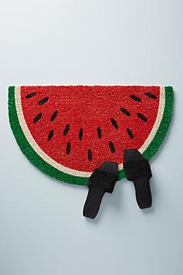 Slide View: 1: Watermelon Doormat