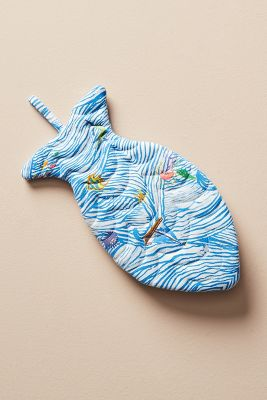 Sal Del Mar Oven Mitt by Anthropologie