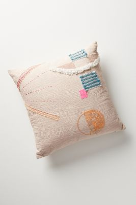 Taran Pillow by Anthropologie