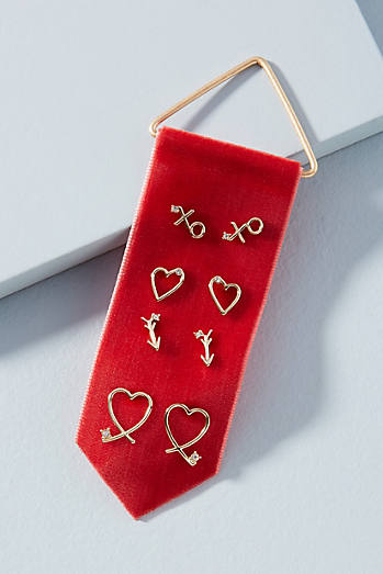 Be Mine Earring Set