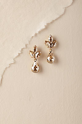 Anthropologie Virginia Drop Earrings