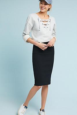 Slide View: 1: Stateside Column Skirt