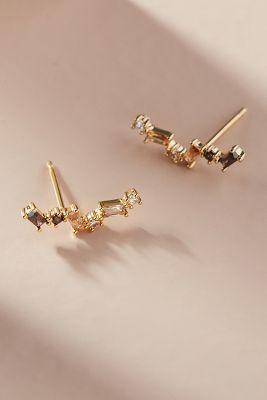 Devonshire Post Earrings  -    NEUTRAL