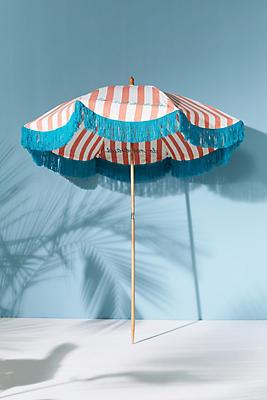 Slide View: 1: Riviera Outdoor Umbrella
