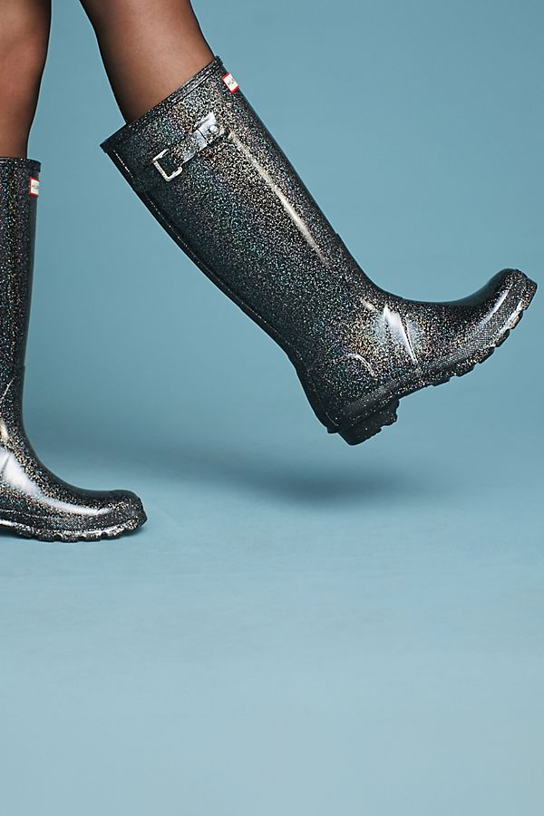 Hunter Starcloud Tall Rain Boots outlet largest supplier visa payment discount genuine Fh4p7n