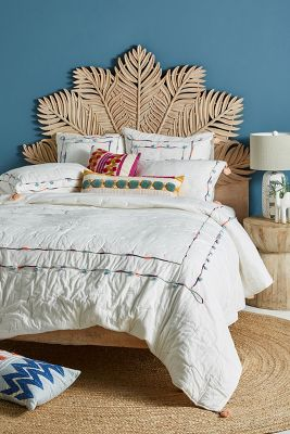 Embellished Drift Quilt by Anthropologie