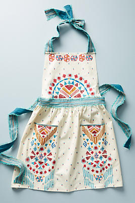 Slide View: 1: Arita Apron