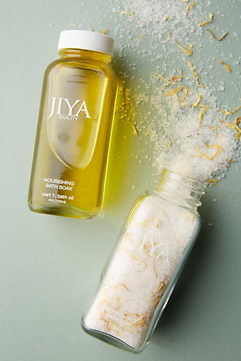 Jiya Beauty Nourishing Bath Soak Set