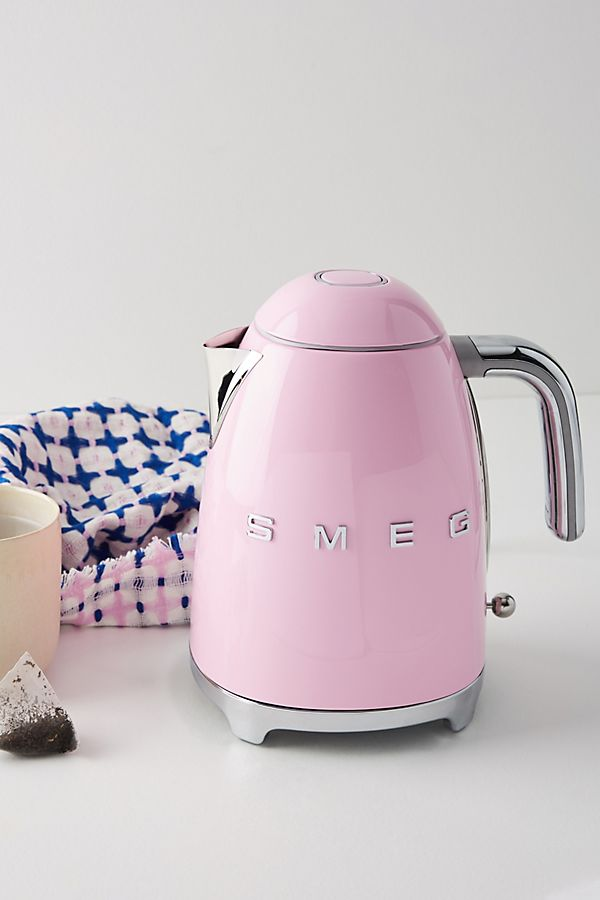 Smeg Kettle Anthropologie