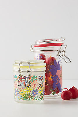 Slide View: 3: Jenny Lidded Glass Jar