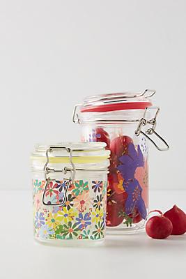 Slide View: 3: Jenny Lidded Glass Jar