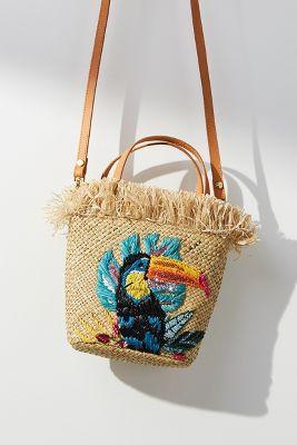 Aranaz   Aranaz Mini Toco Tote Bag  -    NEUTRAL