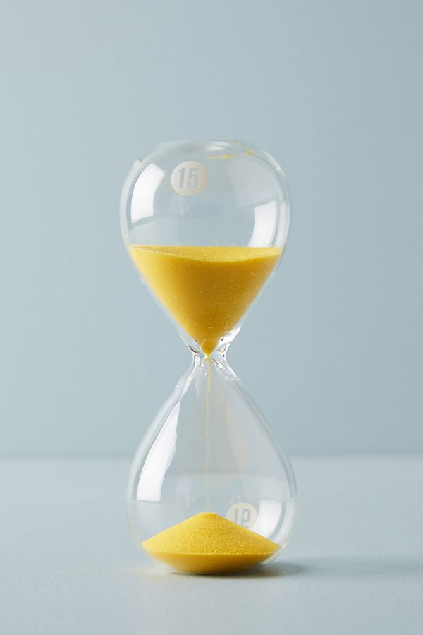 the school of life 15 minute timer anthropologie