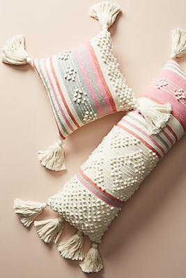 Slide View: 2: Tasseled Maddie Pillow