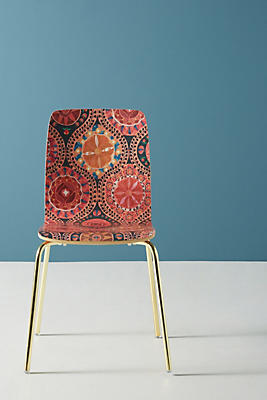 Slide View: 1: Merida Tamsin Dining Chair