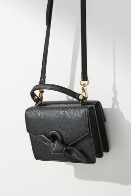 Mini Boe Satchel  -    BLACK
