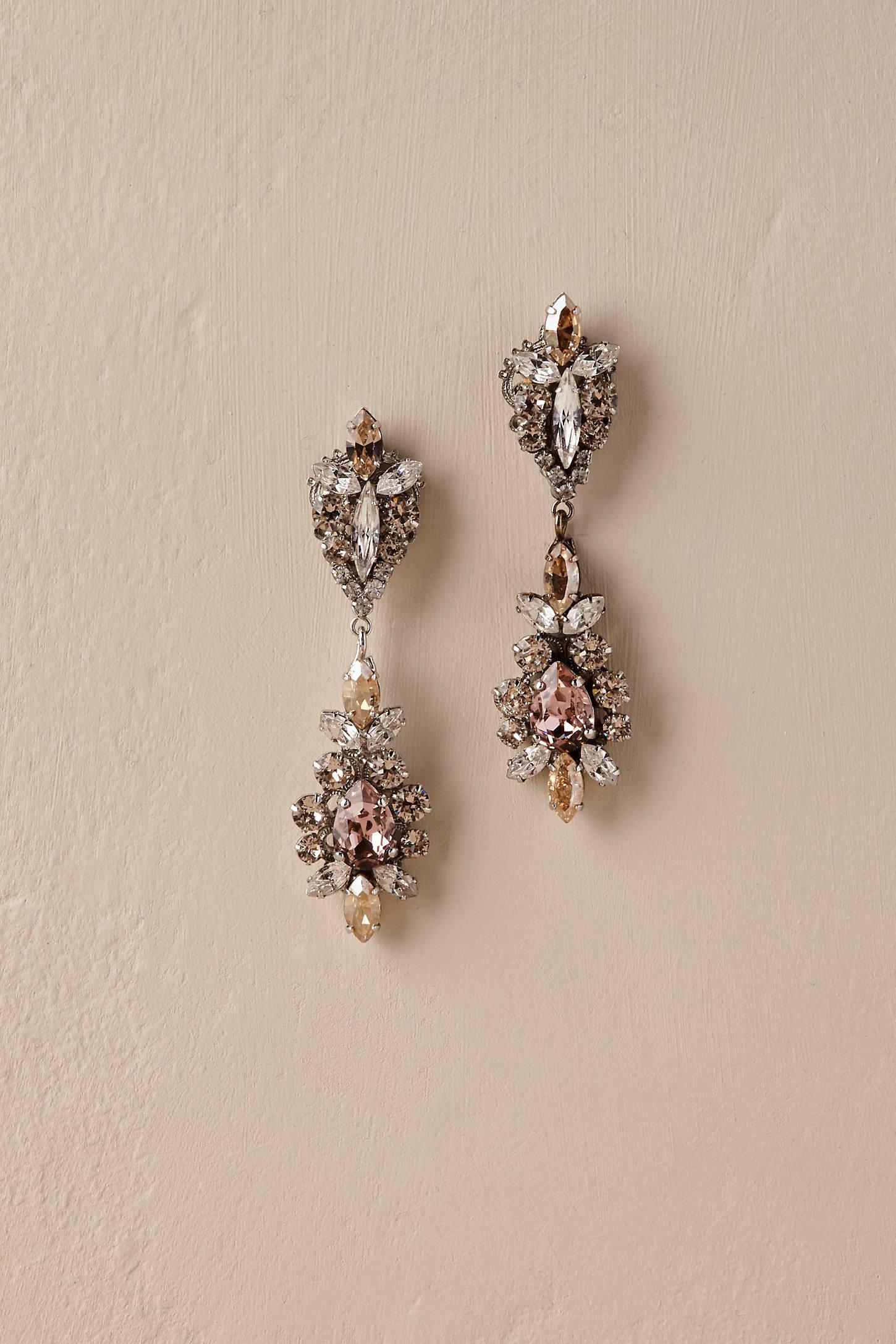 La Rosa Chandelier Earrings