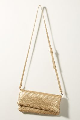 Springtime Foldover Clutch by Anthropologie