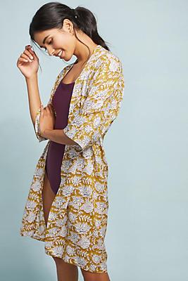 Slide View: 1: Natalie Martin Lennon Kimono