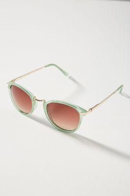 Fidelity Sunglasses  -    GREEN