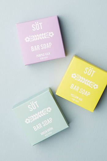 SOT Boxed Bar Soap