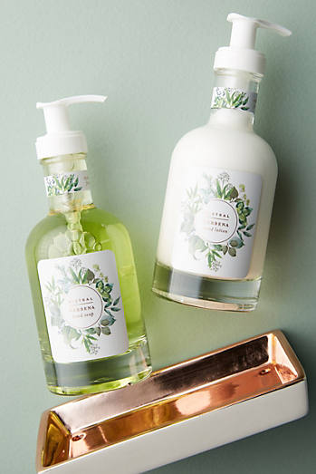 Mistral Hand Soap + Lotion Caddy