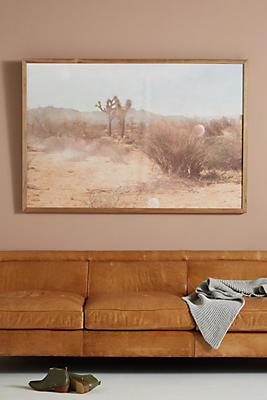 Slide View: 1: Mystic Desert Wall Art