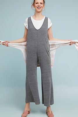 Slide View: 1: Cloth & Stone Heather Jumpsuit
