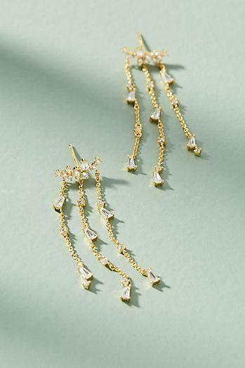 Womens earrings delicate fashion earrings anthropologie elodie chandelier earrings mozeypictures Images