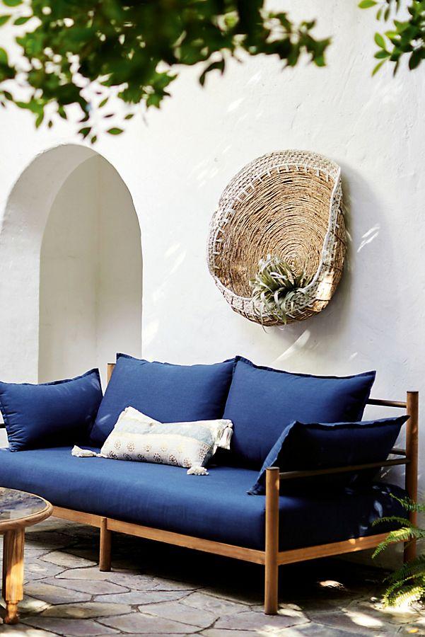 Slide View: 7: Alexandra Indoor/Outdoor Sofa