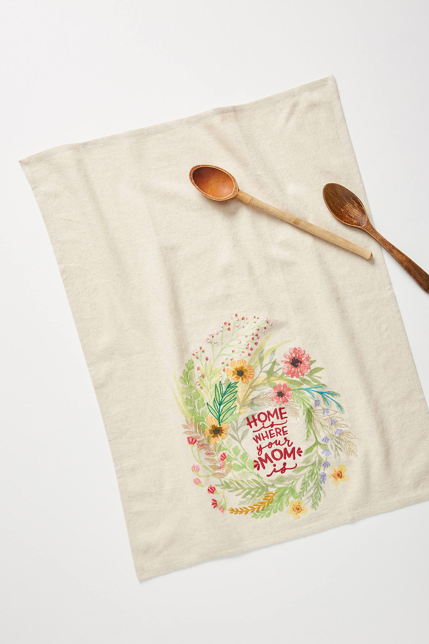 Mother's Day Dish Towel
