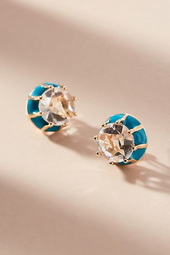 Atlantis Post Earrings
