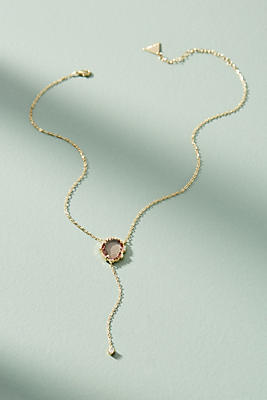 Anthropologie Revival Y-Necklace 0jeQgWNT